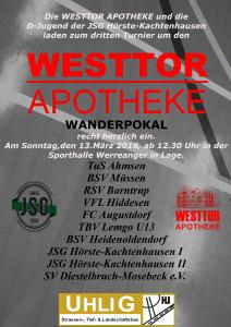 Westtor Apotheke 2016