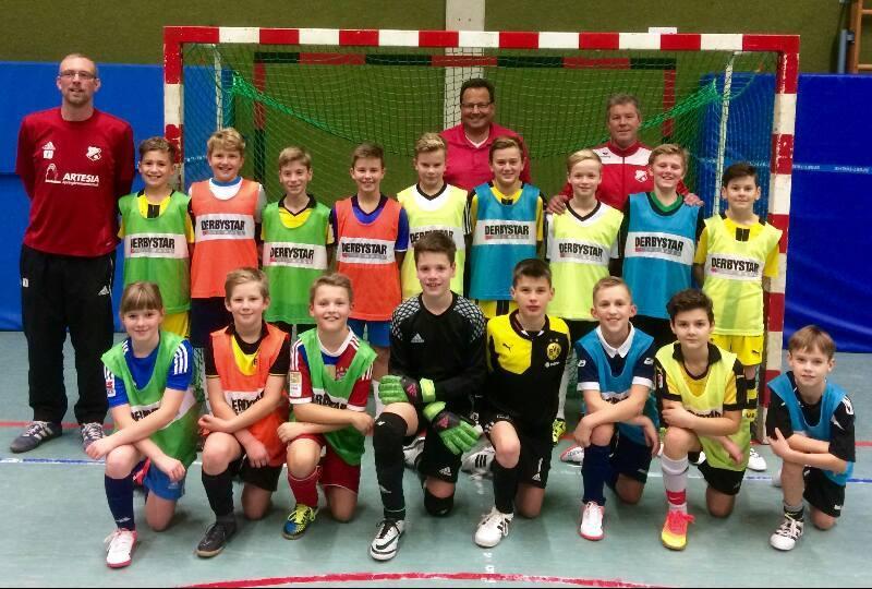 D2 – Junioren der JSG Augustdorf-Hörste
