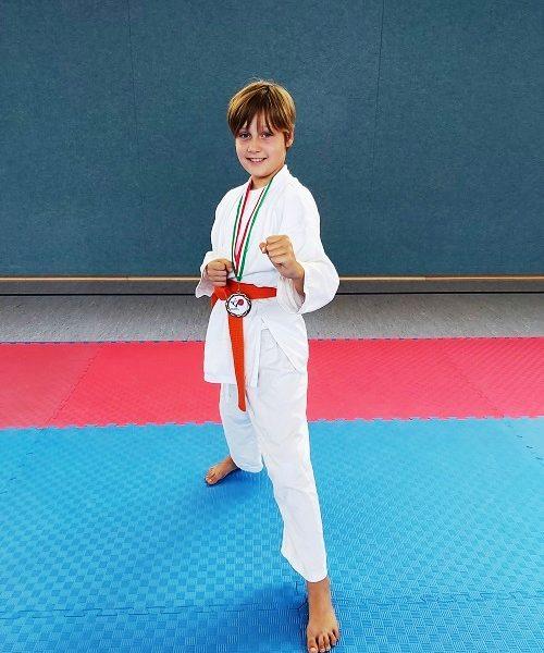 3. Platz bei den Karate-Landesmeisterschaften